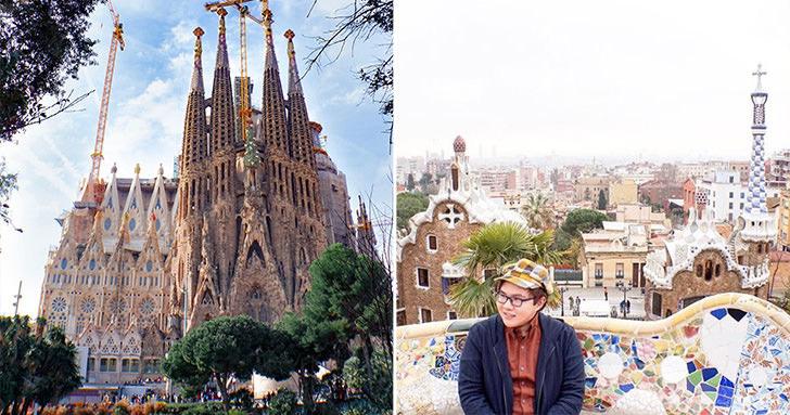 【歐洲旅行|西班牙】精選西班牙必去的 4 大無敵景點,歐洲的城堡和教堂從不讓人失望!