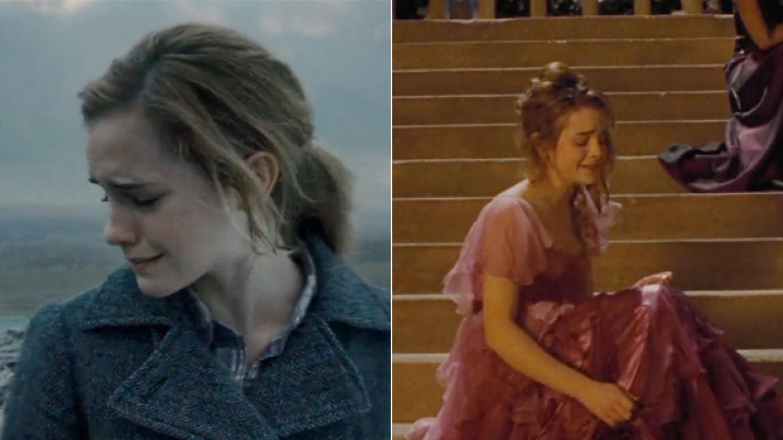 這就是愛情啊!盤點那些年妙麗為了榮恩「流的 5 次眼淚」… —《哈利波特》—我們用電影寫日記