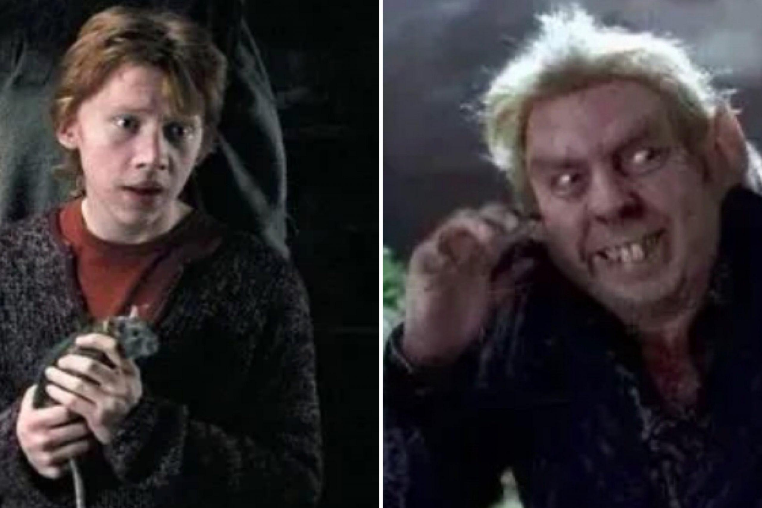 《哈利波特》英國演員中只有一位例外!還有想演但無法出演的眾多英國演員!- 我們用電影寫日記