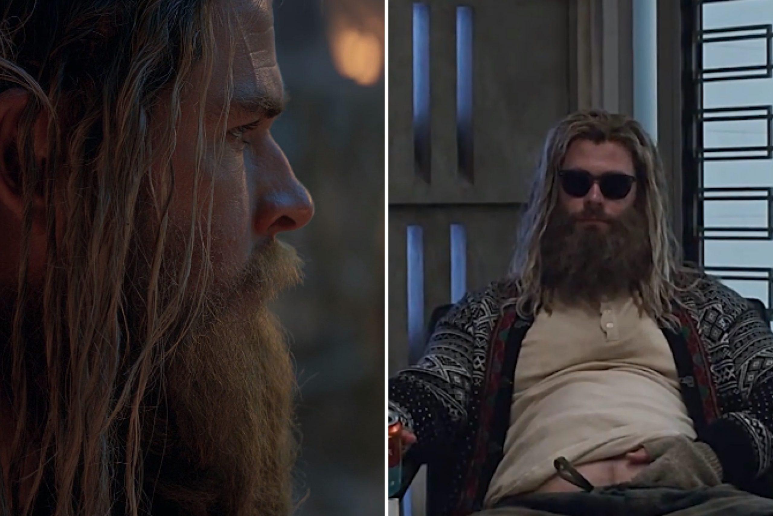 《復仇者聯盟4》為什麼漫威要將索爾變身為肥宅雷神?- 我們用電影寫日記