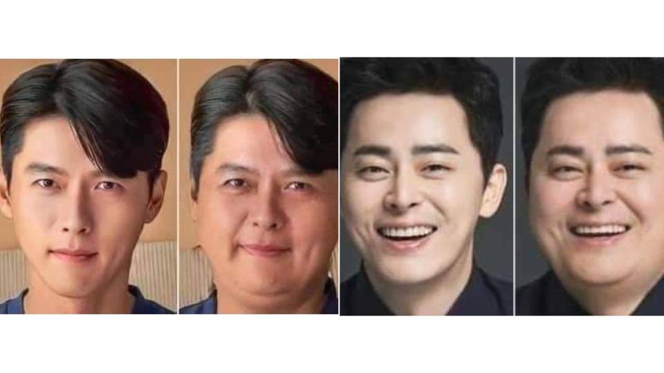 「孔劉、李敏鎬變胖了?」12 張歐巴發福的對比照,你還會喜歡他嗎? – 我們用電影寫日記