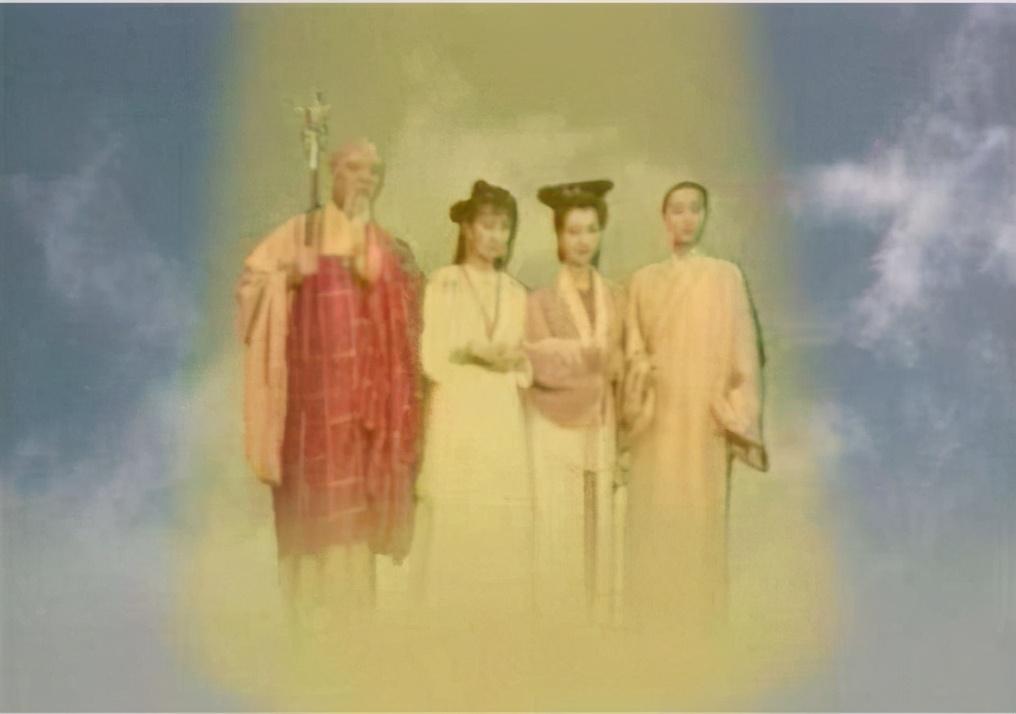 換個角度看新白娘子傳奇:許仙才是被利用的可憐人!— 我們用電影寫日記