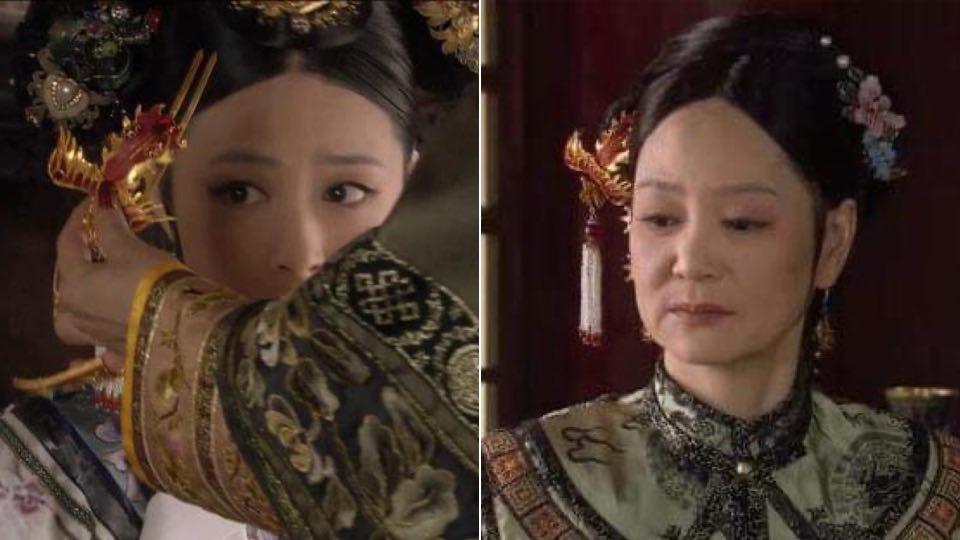 《甄嬛傳》為何太后才剛賞了華妃一支金簪,下一妙就暗示皇上「歡宜香不能停」? –  我們用電影寫日記