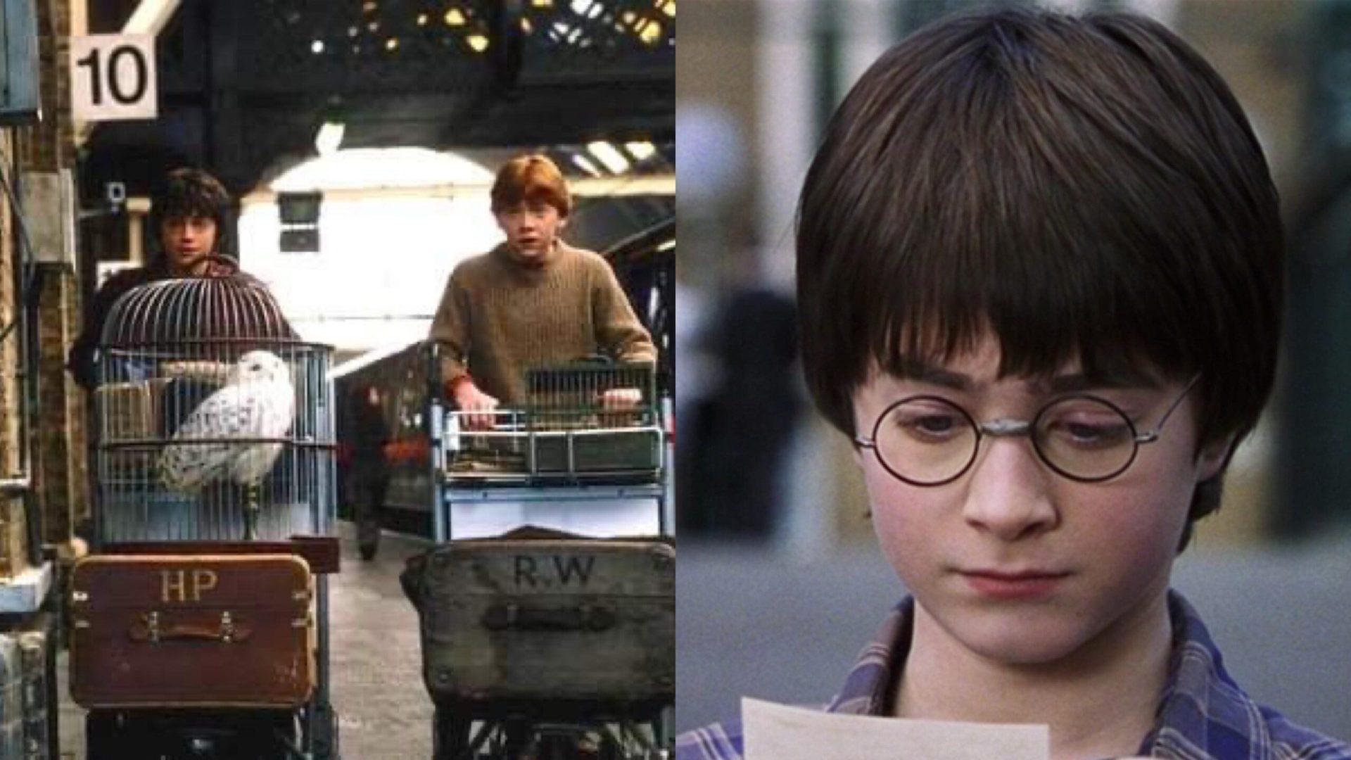 《哈利波特》為什麼是「九又四分之三月台」,而不是二分之一或其他數字呢? – 我們用電影寫日記