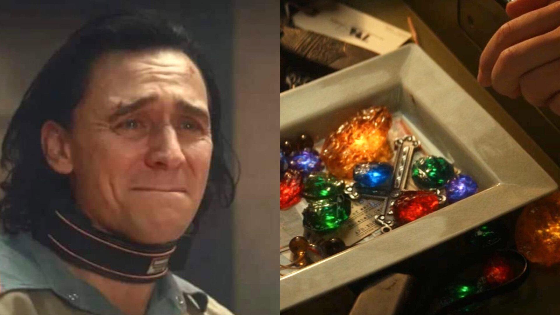 《洛基》為何漫威英雄和薩諾斯拼命爭奪的「無限寶石」,在時間管理局會失去力量成為垃圾? – 我們用電影寫日記