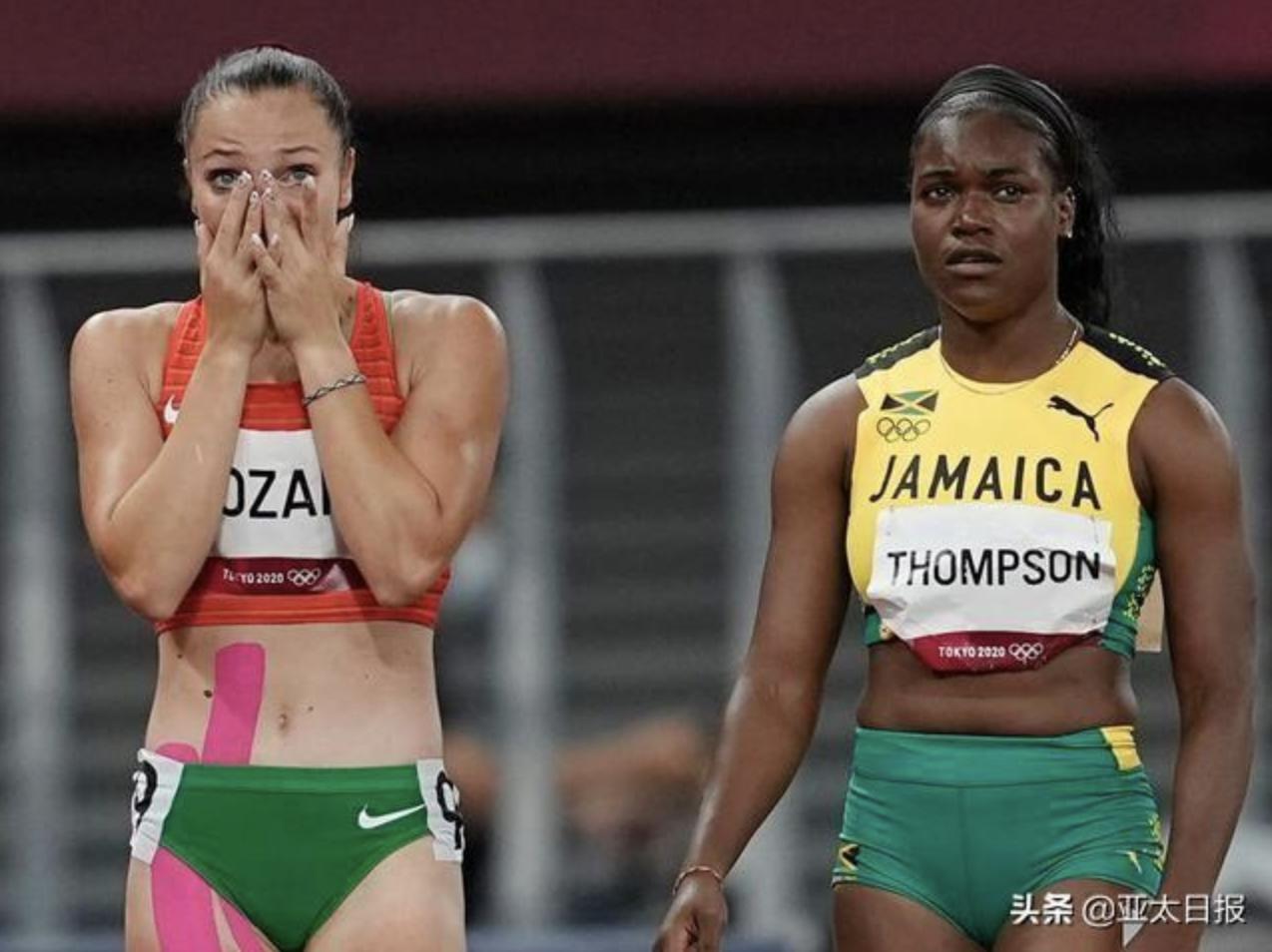 無關輸贏只關情,奧運賽場上比奪牌更感動人的事