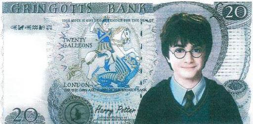 《哈利波特》金加隆值多少麻瓜幣?終於知道為何哈利是富二代,妙麗父母「明明是麻瓜卻有錢付帳」了!— 《哈利波特》—我們用電影寫日記
