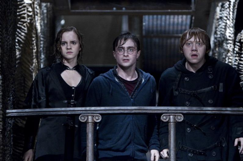 《哈利波特》為了拍攝好「最後一場戲」,不惜搭景再重拍,網友笑稱:真的是強迫症劇組! – 我們用電影寫日記