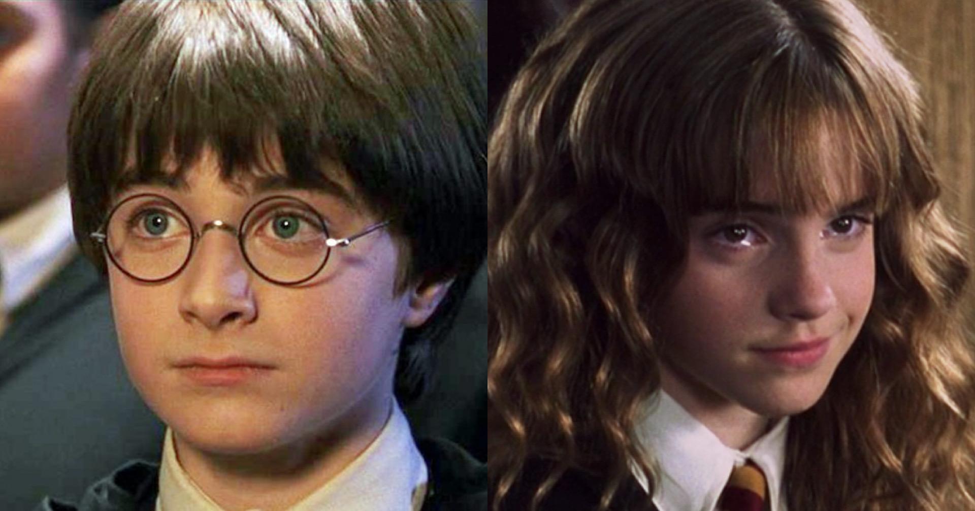 《哈利·波特》曝光羅琳創作每一個角色的真實原型!有了他們才有我們記憶中的巫師與麻瓜!- 我們用電影寫日記